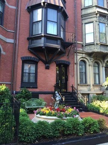 1 Marlborough Street Boston MA 02116