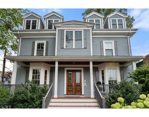 21 Seaverns Avenue Unit 1, Boston - Jamaica Plain, MA 02130