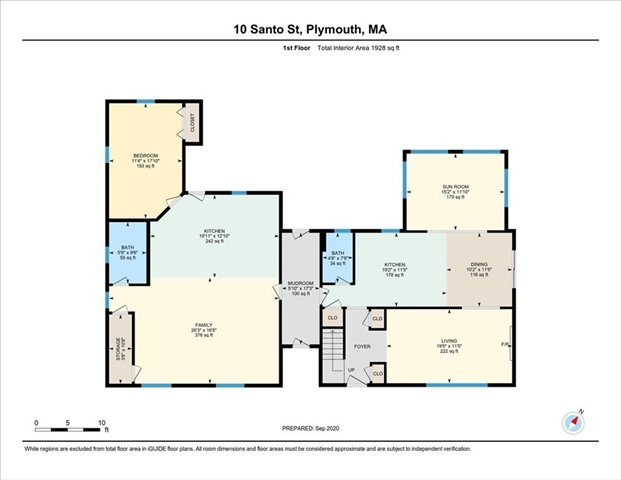 10 Santo Street Plymouth MA 02360