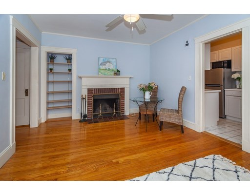 Pictures of  property for rent on Garden St., Cambridge, MA 02138