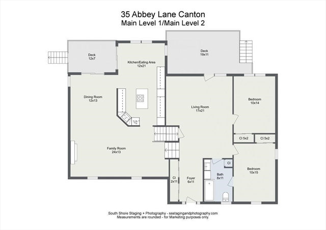35 Abbey Lane Canton MA 02021