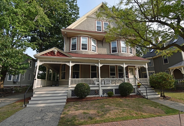 31-33 Garfield Street, Cambridge, MA, 02138, Agassiz Home For Sale