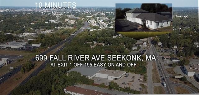 699 Fall River Avenue Seekonk MA 02771