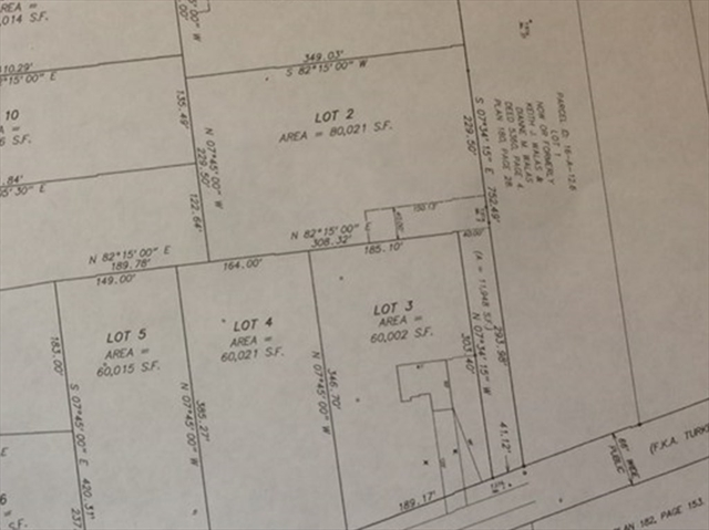 75 Carver St. (Lot 2) Granby MA 01033