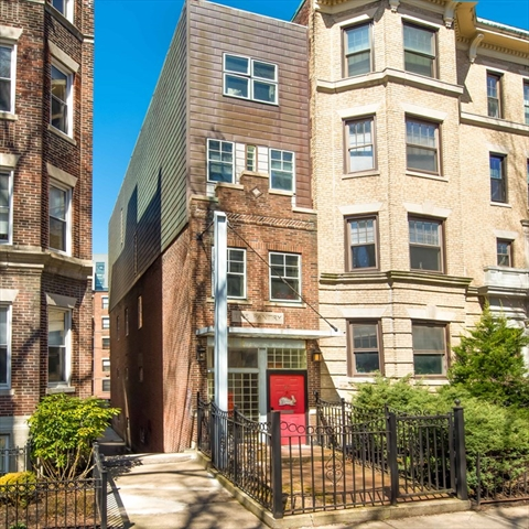37 Queensberry Street Boston MA 02215
