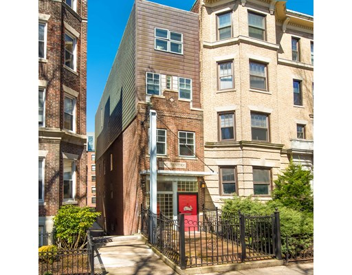 37 Queensberry St, Boston - Fenway, MA 02215