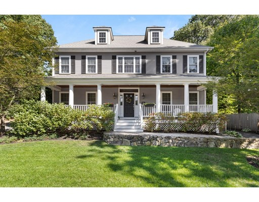 63 Woodledge Rd, Needham, MA 02492