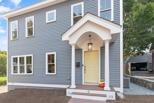 11 Brown Place Woburn MA 01801