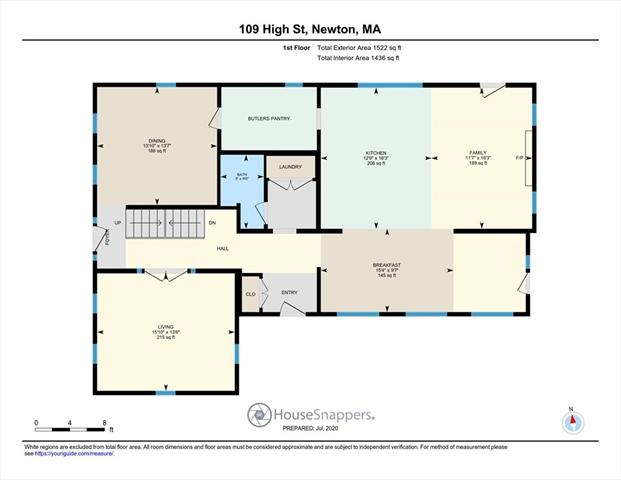 109 High Street Newton MA 02464