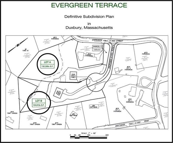 5 Evergreen Terrace Duxbury MA 02332