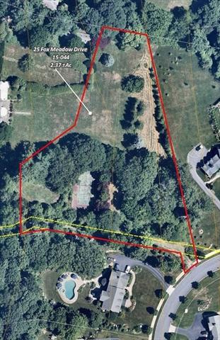 25 Fox Meadow Drive Westwood MA 02090