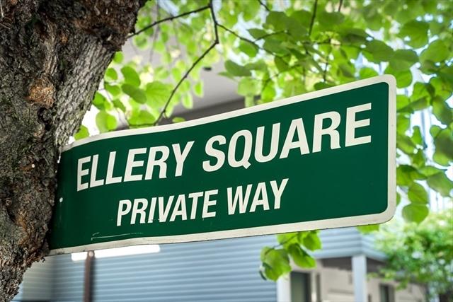 4 Ellery Square Cambridge MA 02138