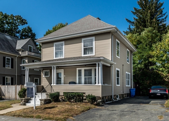 9 Willow Street Waltham MA 02453