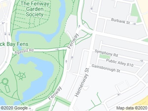70 The FENWAY Boston MA 02215