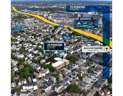 76 Perkins Street, Somerville, MA 02145