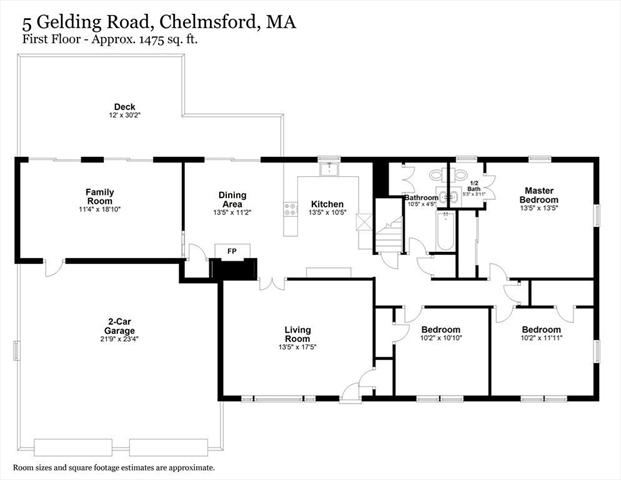 5 Gelding Road Chelmsford MA 01824