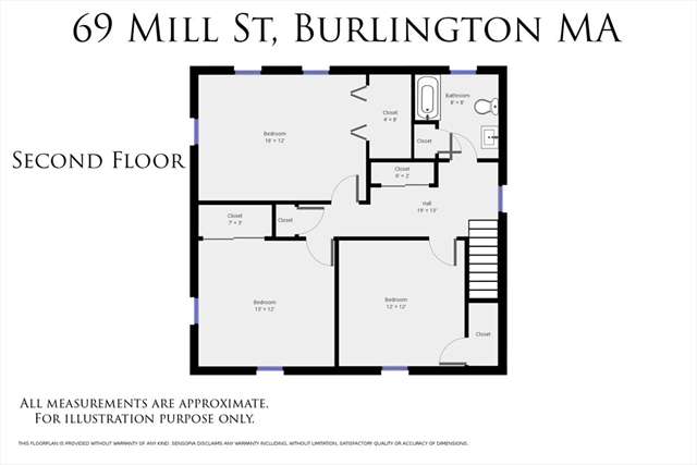 69 Mill Street Burlington MA 01803