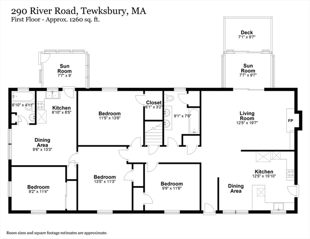 290 River Road Tewksbury MA 01876