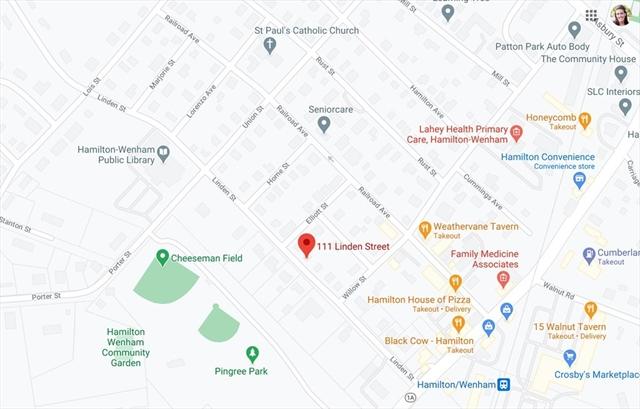 111 Linden Street Hamilton MA 01982