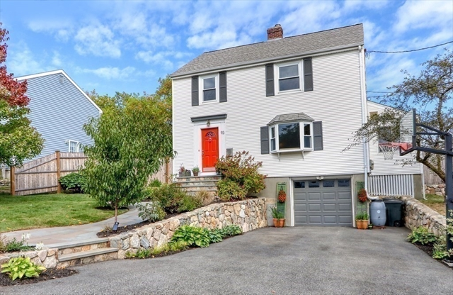 93 Wendell Street Winchester MA 01890