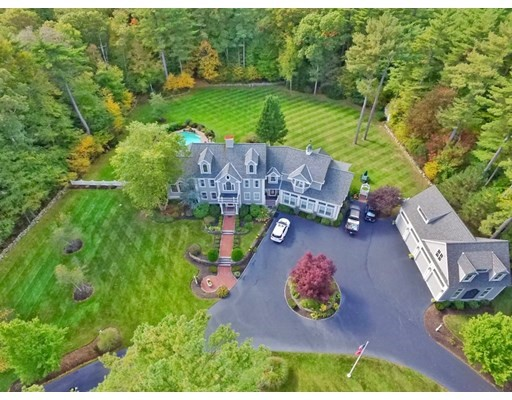 5 Beds, 5 Baths home in Norwell for $2,499,000