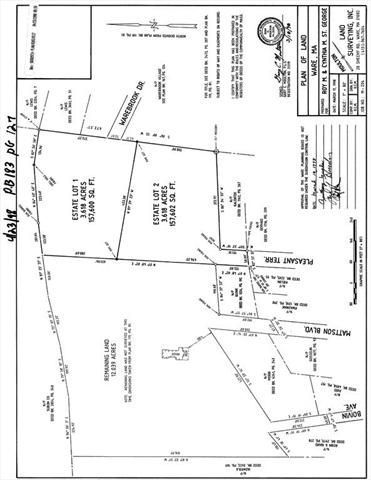 25 1/2 Warebrook Drive Ware MA 01082