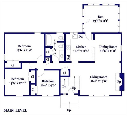 21 Phillips Circle Waltham MA 02452