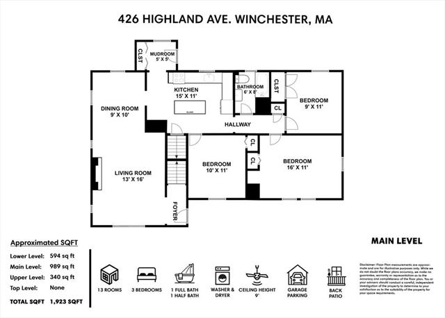426 Highland Avenue Winchester MA 01890
