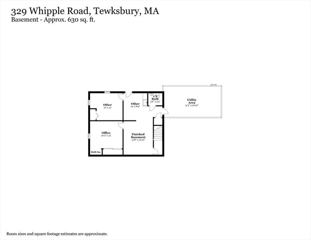 329 Whipple Road Tewksbury MA 01876