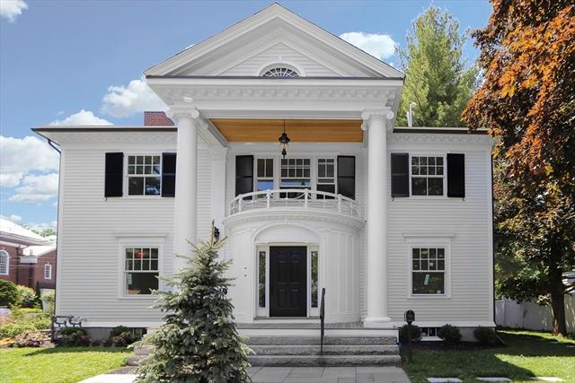 377-379 Walnut, Newton, MA, 02460, Newtonville Home For Sale