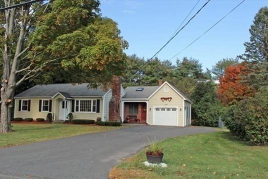 1124 Bernardston Road, Greenfield, MA<br>$250,000.00<br>0.36 Acres, 3 Bedrooms