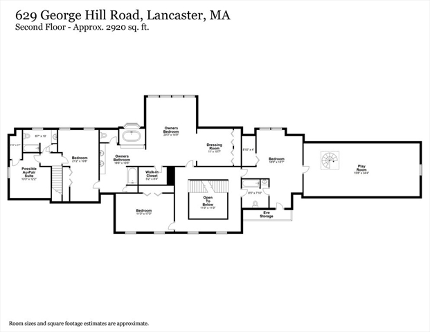 629 GeorgeHill Road Lancaster MA 01523