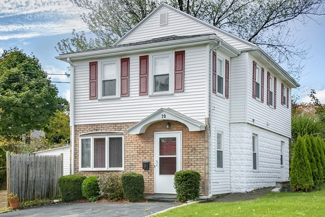 20 Rockview Road Hull MA 02045