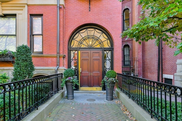 36 Commonwealth Avenue, Boston, MA, 02116, Back Bay Home For Sale