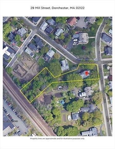 29 Mill St, Boston, MA, 02122, Dorchester Home For Sale
