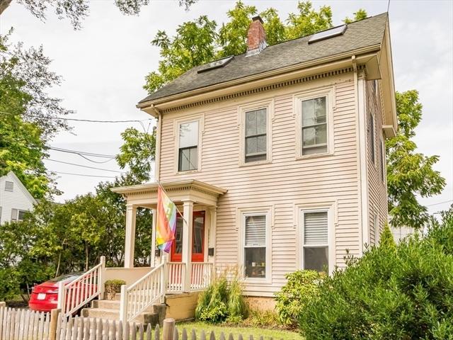 19 Carleton Street, Newton, MA, 02458, Newton Corner  Home For Sale