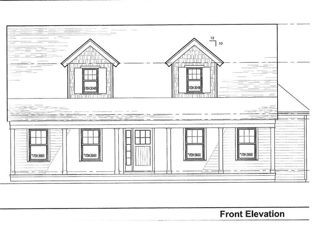 TO BE BUILT, start date TBD, is this custom Cape style home. Nice lot in a beautiful part of Marion. Corian counters, custom cabinets, hardwood flooring on 1st floor. First floor bedroom and bath. Two second floor bedrooms. This adorable home will have lots of curb appeal. Seller has made all selections for this home. Very convenient to routes 195 and 25