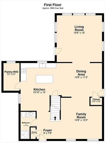 16 Martin Street Danvers MA 01923