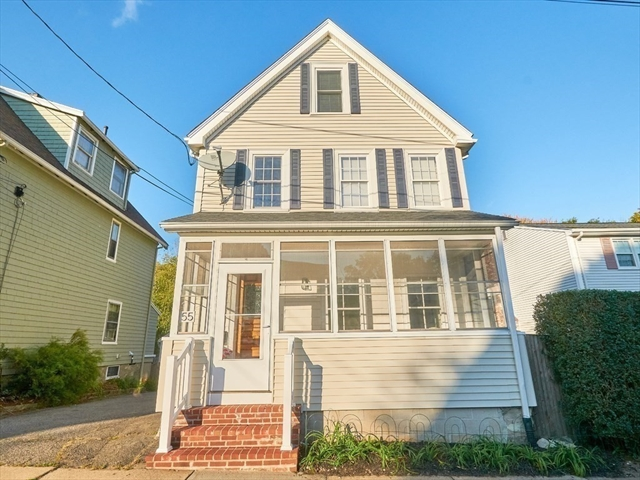 55 Glendower Road Boston MA 02131