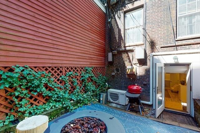 1 Melrose Street Boston MA 02116
