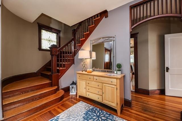 101 Maple Street Boston MA 02132