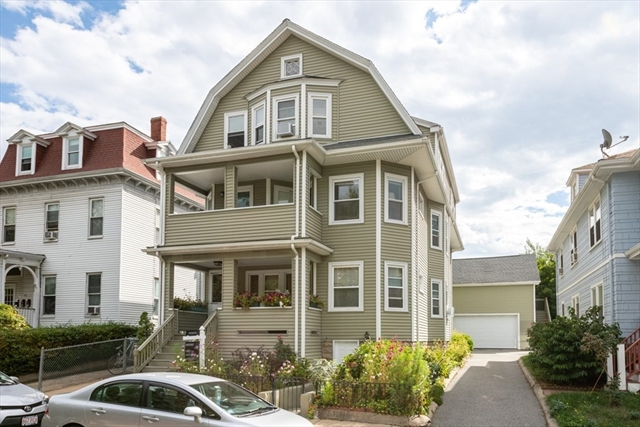 39 Thurston St, Somerville, MA, 02145,  Home For Sale