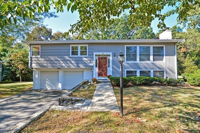 6 Fox Hill Drive Natick MA 01760