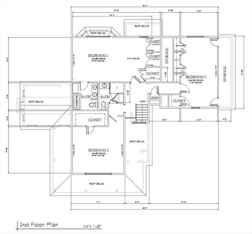 Lot 2 Mathew Circle Easton MA 02356