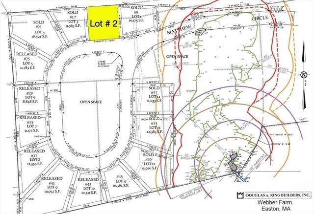 Lot 2 Matthew Circle Easton MA 02356
