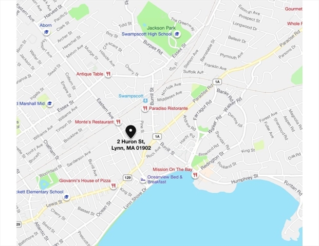 2 Huron Street Lynn MA 01902