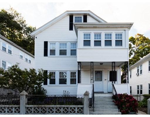 32 Dickinson Road, Boston - Brighton, MA 02135