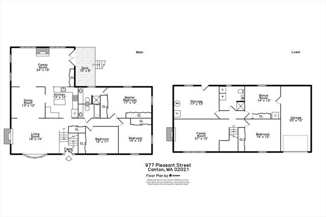 977 Pleasant Street Canton MA 02021