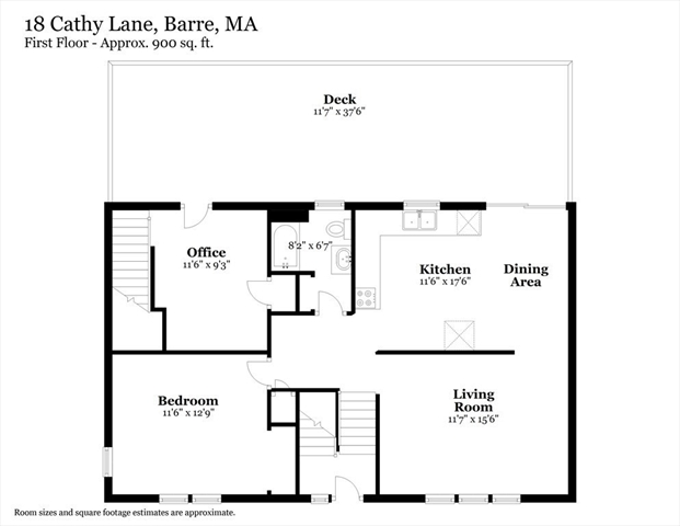 18 Cathy Lane Barre MA 01005