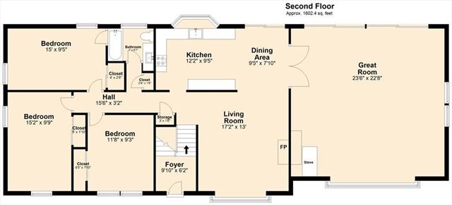236 Prospect Street Easton MA 02375